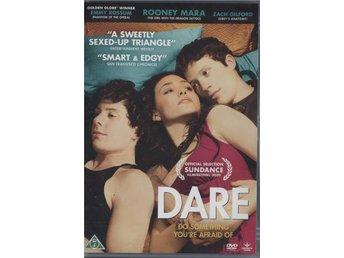 Dare - 2009 - DVD - NEW - Emmy Rossum, Rooney Mara - Bålsta - Dare - 2009 - DVD - NEW - Emmy Rossum, Rooney Mara - Bålsta