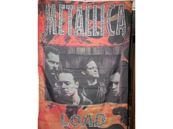 METALLICA FLAGGA (LOAD) 130 CM x 90 CM