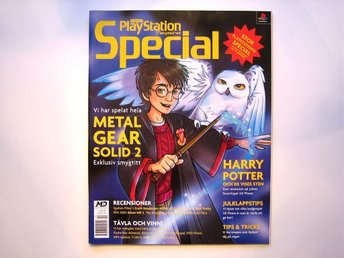 Playstation Magasinet Special år 2001, Stor genomgång av PS2.