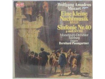 Wolfgang Amadeus Mozart-Eine Kleine Nachtmusik KV 525 / LP - Motala - Wolfgang Amadeus Mozart-Eine Kleine Nachtmusik KV 525 / LP - Motala