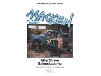 DVD Macken - Kristianstad - DVD Macken - Kristianstad