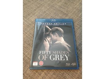 Fifty shades of gray-Blu ray