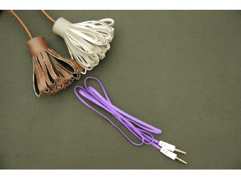 Ljudkabel - Male to Male - AUX Audio Kabel