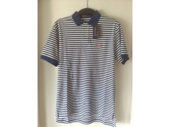 *Limited* Polo Ralph Lauren Sailing Piké Stl: Small