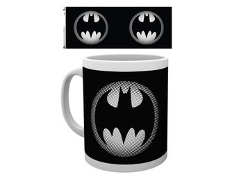Mugg - DC Comics - Batman Monotone Logo (MG2285)