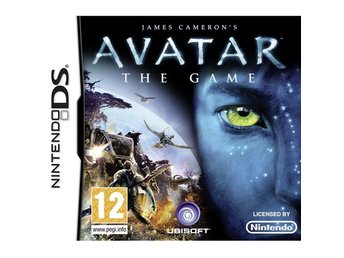 Avatar - The Game - Nintendo DS