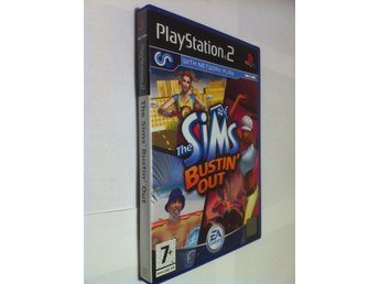 PS2: The Sims: Bustin' Out