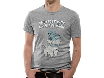 RICK AND MORTY - SNUFFLES (UNISEX)  T-Shirt - Medium
