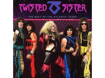Twisted Sister: Best of The Atlantic years 83-87 (CD)