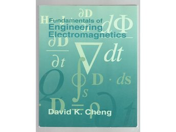 Fundamentals of Engineering Electromagnetics - David K. Cheng