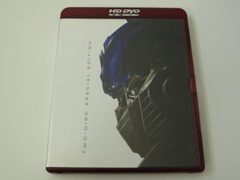TRANSFORMERS: 2-DISC SPECIAL EDITION (HD DVD)
