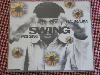 Swing feat. Dr. Alban  - Sweet Dreams CD Single