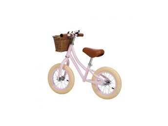 Banwood Springcykel First Go Rosa