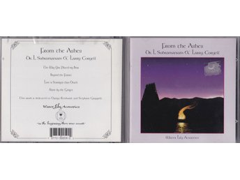 LARRY CORYELL & DR L SUBRAMANIAM - ''From the Ashes'' - Folk, World, Country