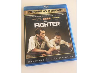 The Fighter Blu Ray CHRISTIAN BALE MARK WAHLBERG