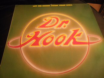 dr hook let me drink for your well lp