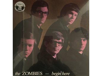 THE ZOMBIES - BEGIN HERE HALF SPEED MASTERED MONO 180G LP