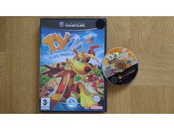 Nintendo GameCube: Ty the Tasmanian Tiger 2