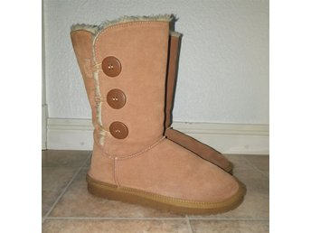 Fina UGGS UGG Bailey Button tripplet II boot känga stl 38 (7)