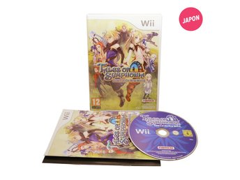 Tales of Symphonia: Dawn of the New World (Svenska versionen EUR / Wii)