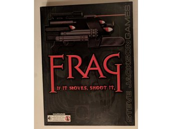 Frag - If It Moves, Shoot It, + 2 expansioner