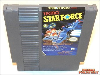 Star Force (NES/SCN) #1