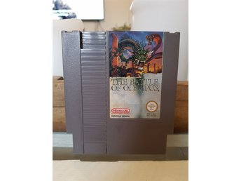 The battle of olympus Nintendo 8-bit nes scn