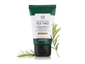 The Body shop Tea tree BB-cream 02 foundation 40 ml NY