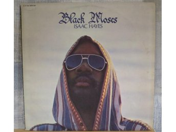 ISAAC HAYES  :: BLACK MOSES   (2LP)  US Orig GER Press