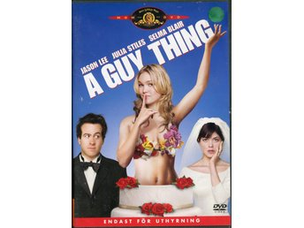 A Guy Thing 2003 DVD (Hyr)