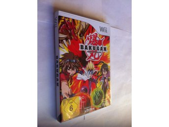 Wii: Bakugan Battle Brawlers