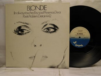 BLONDIE - (I'M ALWAYS TOUCHED BY YOUR) ORESENCE, DEAR - MAXI