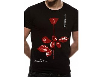 T-Shirt DEPECHE MODE - VIOLATOR (UNISEX) - Medium
