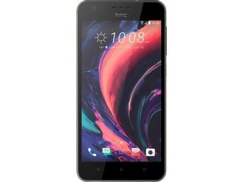 HTC Desire 10 Lifestyle / 32GB - Svart