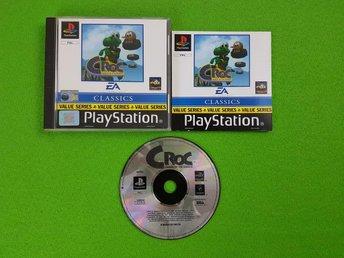 Croc KOMPLETT Playstation PSone - Hägersten - Croc KOMPLETT Playstation PSone - Hägersten