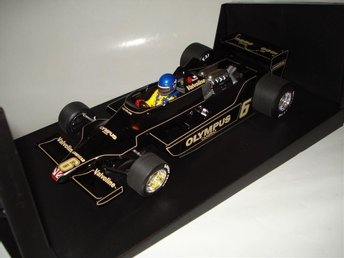 Minichamps 1:18 F1 Lotus Ford 79 #6 Ronnie Peterson - Lindås - Minichamps 1:18 F1 Lotus Ford 79 #6 Ronnie Peterson - Lindås