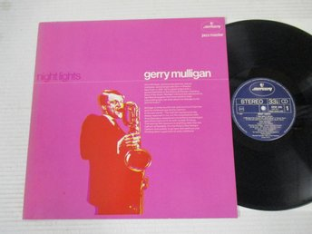 "Gerry Mulligan ""Night Lights"""