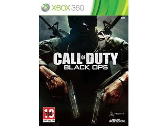 AKUT KRIS AUKTION - Call of Duty - Black Ops Xbox 360