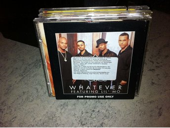 Ideal U.S. Featuring Lil' Mo - Whatever (promo cd singel)