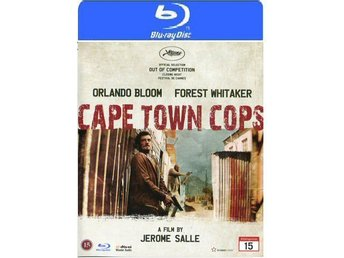 Cape town cops blu-ray UTGÅNGEN Orlando Bloom, F.Whitaker - Motala - Cape town cops blu-ray UTGÅNGEN Orlando Bloom, F.Whitaker - Motala