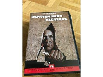 Flykten från Alcatraz DVD - Göteborg - Flykten från Alcatraz DVD - Göteborg