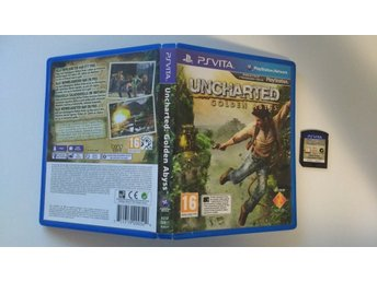 PlayStation Vita: Uncharted: Golden Abyss