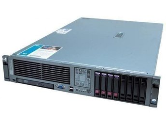 HP Proliant DL380 * 8-Core * 32 GB *