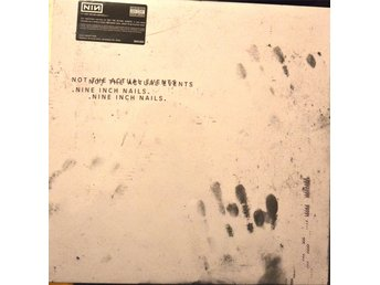 Nine Inch Nails - Not The Actual Events (Vinyl NY) LP