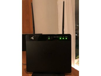 D-link DWR-923 4 G router (Telenor)