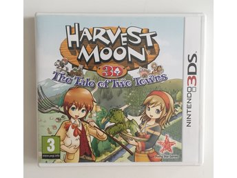 Harvest Moon: The Tale of Two Towns Nintendo 3DS