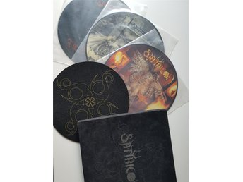 Satyricon picture disc box