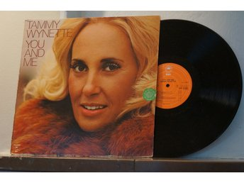 Tammy Wynette - You and Me -  LP (Vinyl)