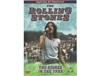 DVD Rolling Stones in the Park
