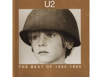 U2 - The Best Of 1980-1990 - 2CD - 1998 - Special Edition